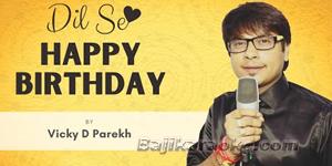 Dil Se Happy Birthday