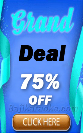 Grand Deal 75% OFF