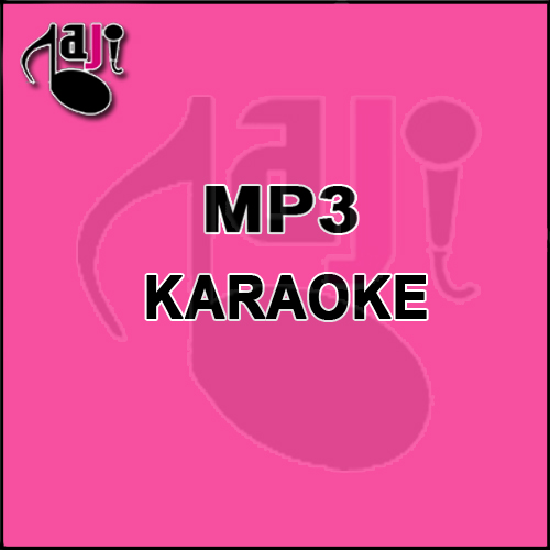 Mere Saamne Aake Chup Jaane Wale - Karaoke  Mp3